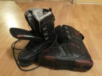 nové boty na snowboard