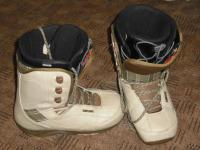 Prodám snowboardové boty Deeluxe
