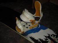 Prodám snowboard